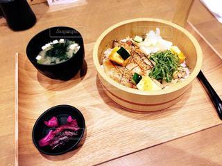 穴子丼の写真・画像素材[1987776]