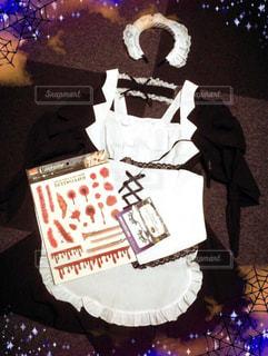 メイド服の写真・画像素材[1998562]