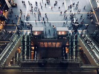 ターミナル 未来都市の写真・画像素材[1844210]
