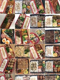 お弁当の写真・画像素材[1844090]