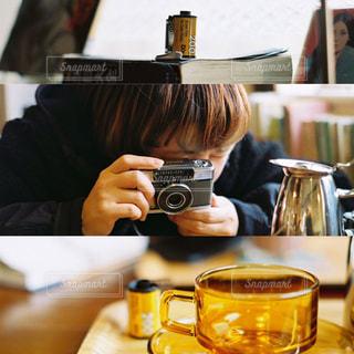 カフェの写真・画像素材[2863729]