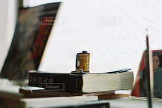 カフェの一角の写真・画像素材[2863730]