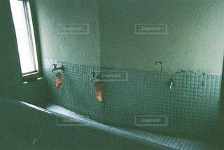 学校の水道の写真・画像素材[1845508]