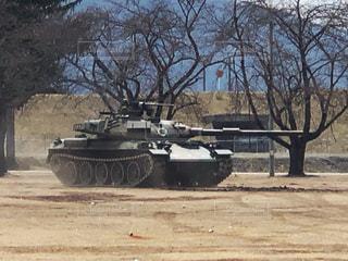 74式戦車の写真・画像素材[2045418]