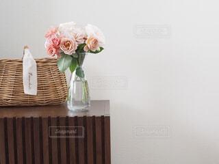 バラの花束の写真・画像素材[4361602]