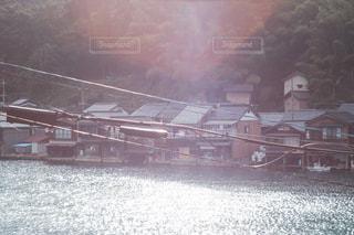 伊根の舟屋郡の写真・画像素材[1847966]