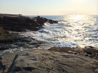 午後の南紀白浜の写真・画像素材[1849644]