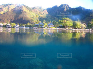 タヒチの風景の写真・画像素材[2116400]