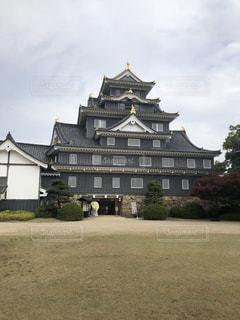 岡山城の写真・画像素材[1850058]