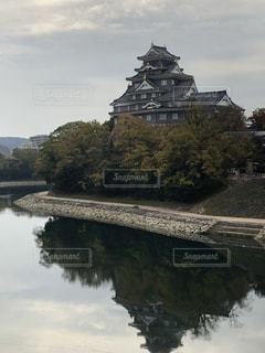 岡山城の写真・画像素材[1850060]