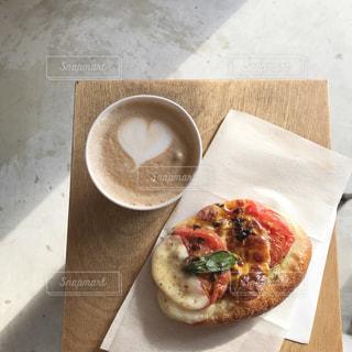 パンとコーヒーの写真・画像素材[1850444]