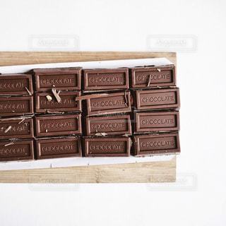 チョコレートの写真・画像素材[1850450]
