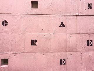 ピンクの壁の写真・画像素材[1850455]