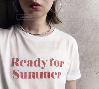 Tシャツの写真・画像素材[2151223]
