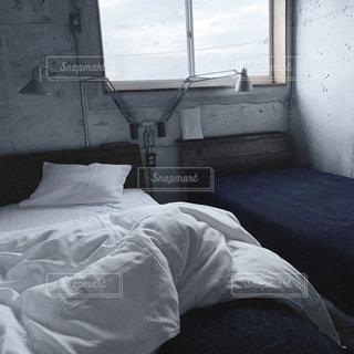 ベッドルームの写真・画像素材[2638712]