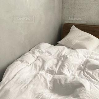 ベッドルームの写真・画像素材[2644923]