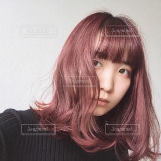 赤髪の写真・画像素材[2655314]