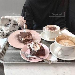 カフェの写真・画像素材[2665352]