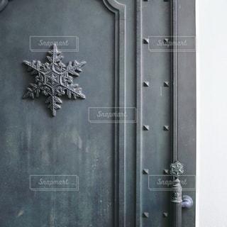 ガラスのドアの写真・画像素材[2784103]