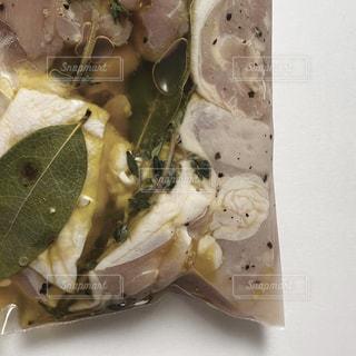 食べ物のクローズアップの写真・画像素材[3217395]