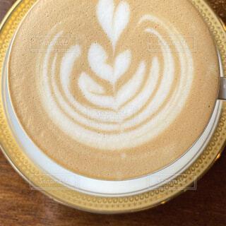 コーヒーを一杯飲むの写真・画像素材[4156510]