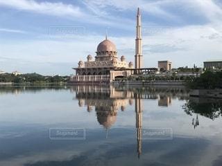 ピンクモスクの写真・画像素材[1852232]