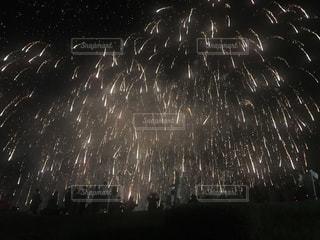 玉名花火大会の写真・画像素材[1852639]