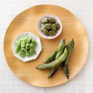空豆たちの写真・画像素材[2087724]