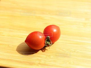 ミニトマトの双子の写真・画像素材[2182817]