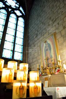 ノートルダム大聖堂の写真・画像素材[1855019]