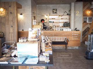 カフェの写真・画像素材[363351]