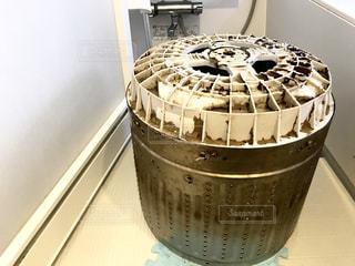 洗濯機の写真・画像素材[565436]