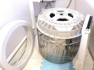 洗濯機の写真・画像素材[565441]