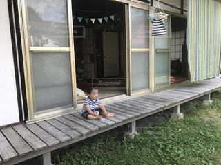 子どもの写真・画像素材[659673]