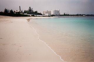 与論島のビーチの写真・画像素材[1076369]