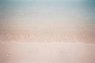 砂浜のビーチの写真・画像素材[1076371]