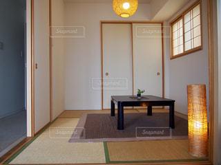 4.5畳の和室の写真・画像素材[1856097]