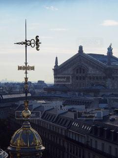 屋上からの風景の写真・画像素材[1864653]