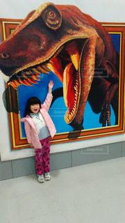 恐竜!の写真・画像素材[2049526]