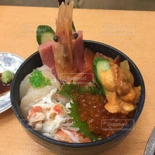 北海道の食べ物シリーズの写真・画像素材[2002770]