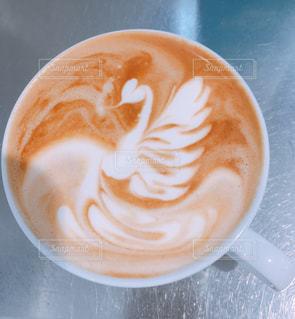 一杯のコーヒーの写真・画像素材[1868279]