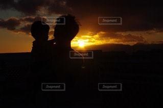 家族の写真・画像素材[66450]