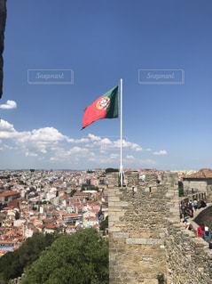 ポルトガルの街並みの写真・画像素材[1173553]