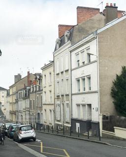 フランスの街並の写真・画像素材[1348446]