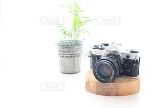 オールドカメラの写真・画像素材[2769622]