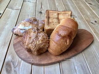 パンとコーヒーの写真・画像素材[2146207]
