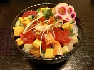 海鮮ちらし寿司の写真・画像素材[2177155]