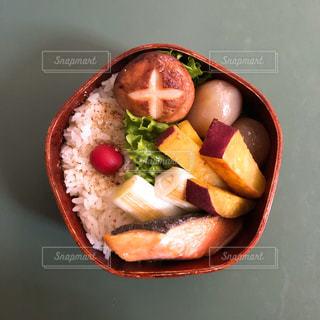 お弁当の写真・画像素材[1964337]