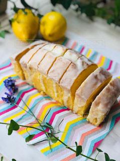 レモンケーキの写真・画像素材[2298712]