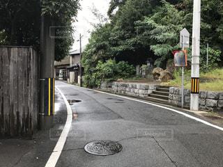 直島の道路の写真・画像素材[1877968]